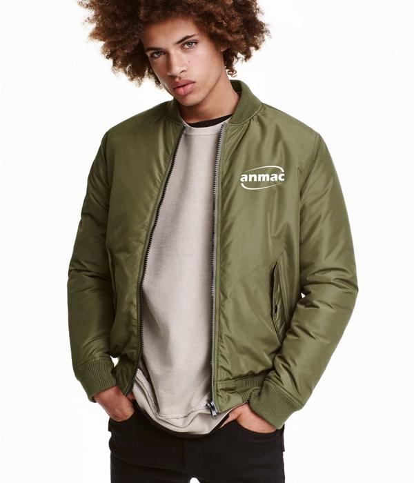 Áo bom jacket nam 01
