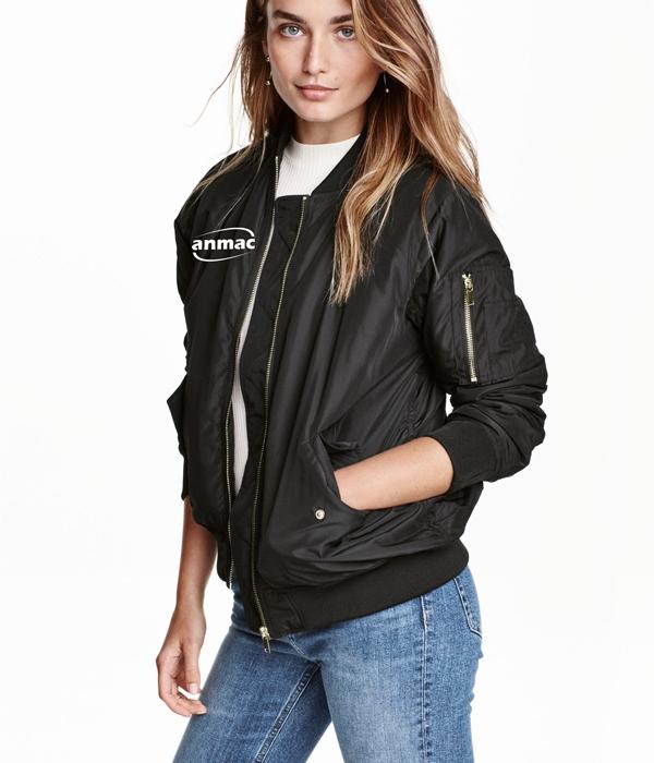 Áo bom jacket nữ 03