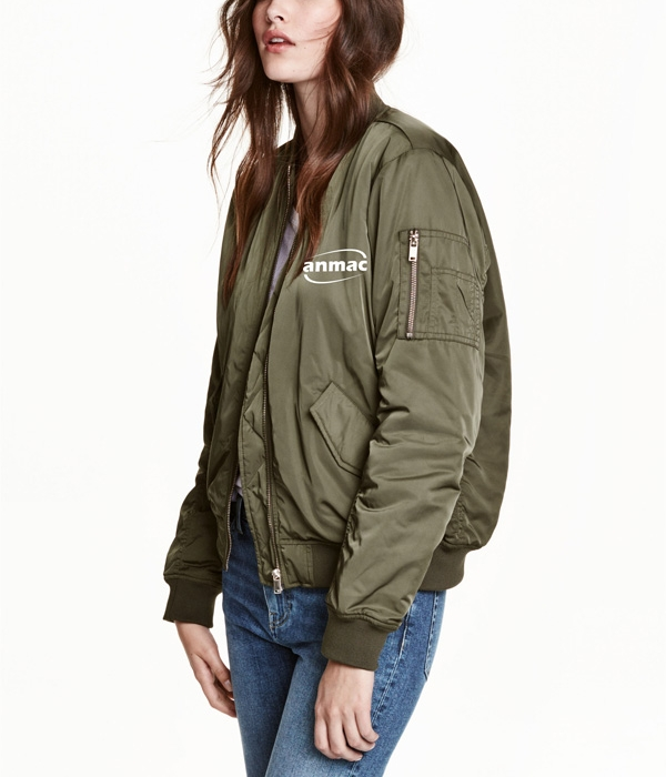 Áo bom jacket nữ 04