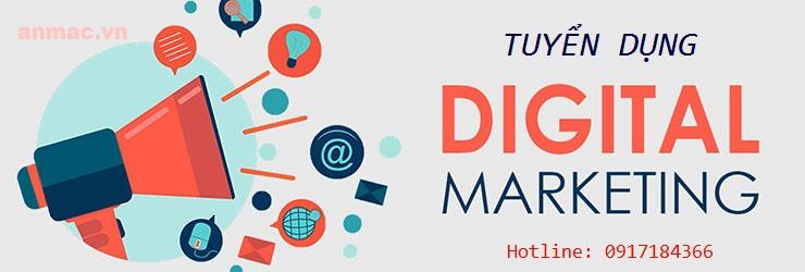 Tuyển dụng Nhân Viên Marketing Digital