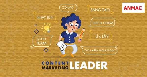 TUYỂN DỤNG LEADER CONTENT MARKETING