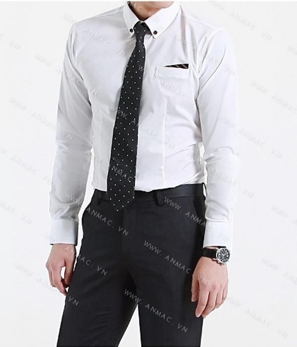 Đồng phục áo sơ mi nam công sở 59