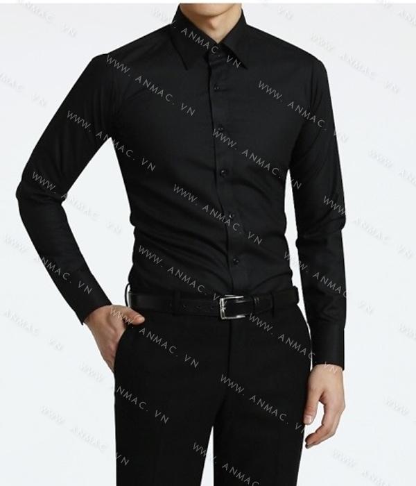 Đồng phục áo sơ mi nam công sở 60