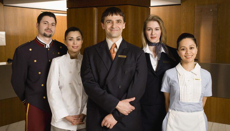 Đồng phục khách sạn chuyên nghiệp, đẳng cấp