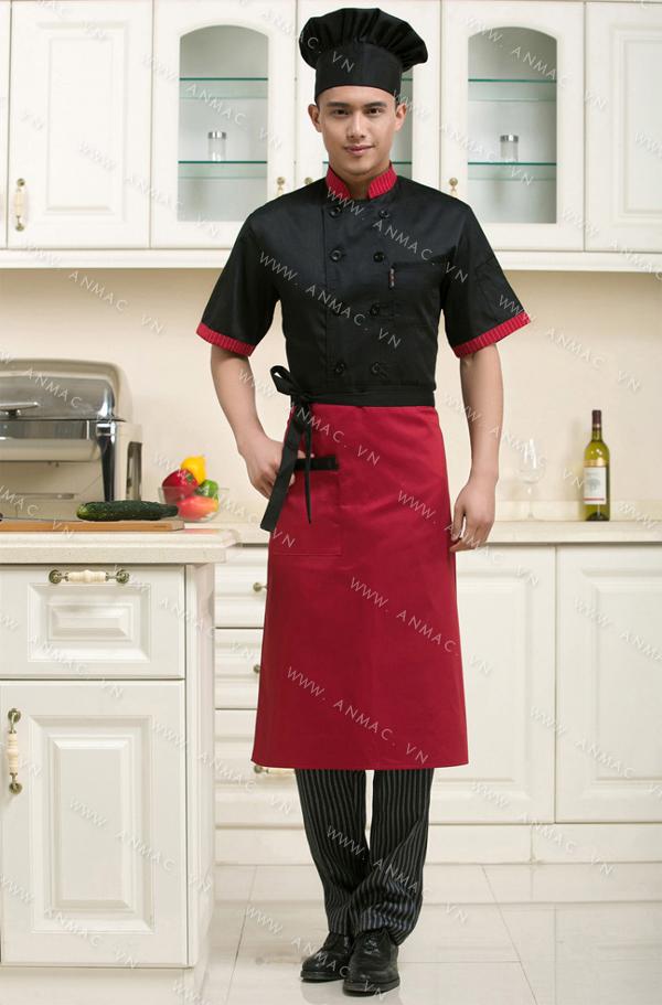 Đồng phục bếp nhà hàng khách sạn 1ADB49