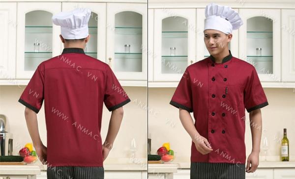 Đồng phục bếp nhà hàng – khách sạn 1ADB49