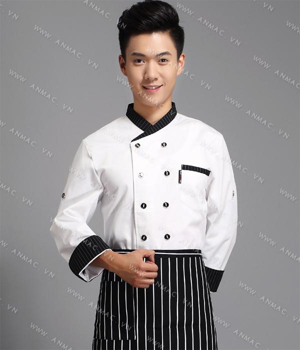 Đồng phục bếp nhà hàng – khách sạn 1ADB53