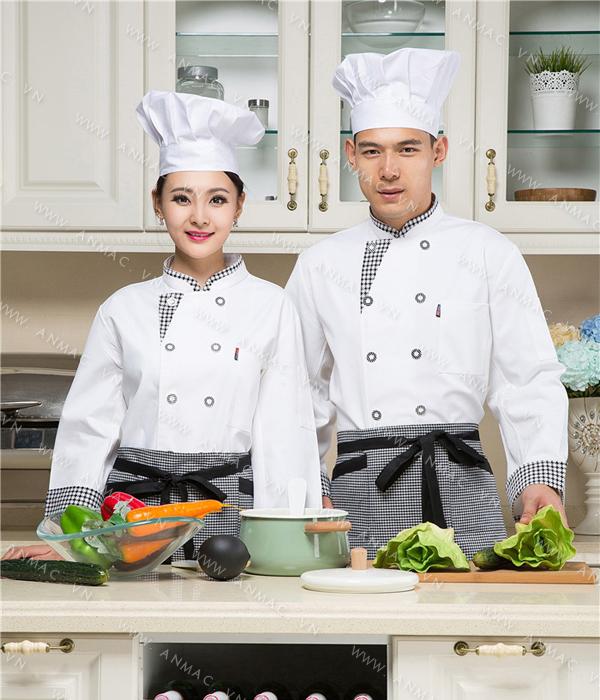 Đồng phục bếp nhà hàng – khách sạn 1ADB55