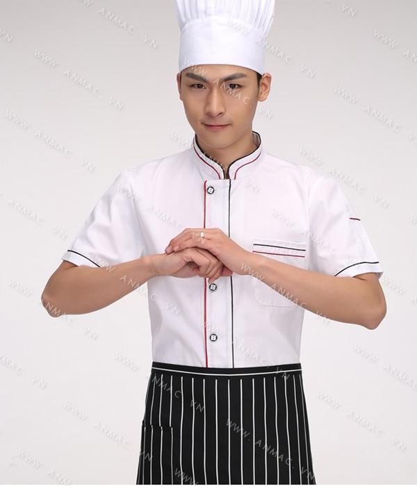 Đồng phục bếp nhà hàng – khách sạn 1ADB56