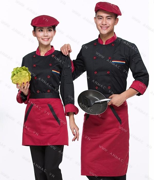 Đồng phục bếp nhà hàng – khách sạn 1ADB58