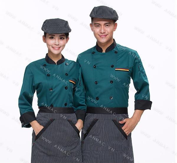 Đồng phục bếp nhà hàng khách sạn 1ADB58