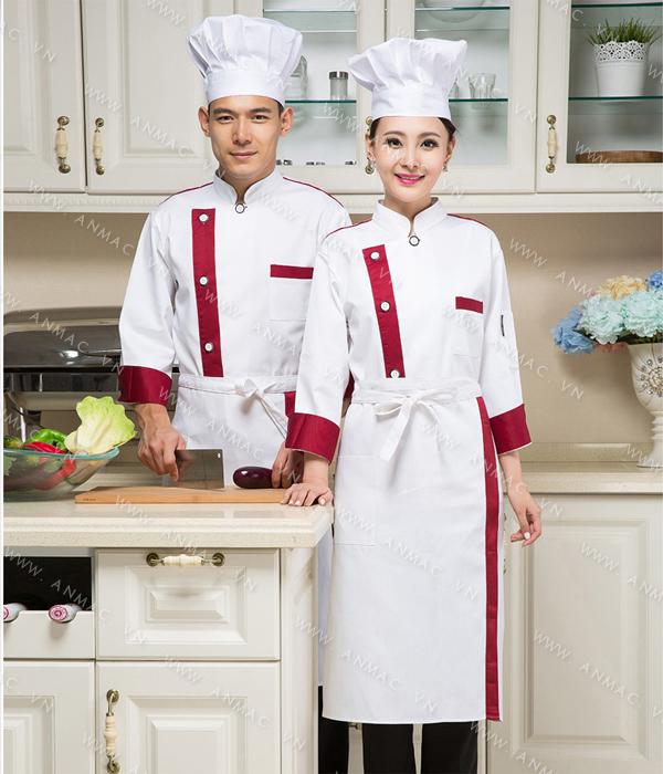 Đồng phục bếp nhà hàng – khách sạn 1ADB60