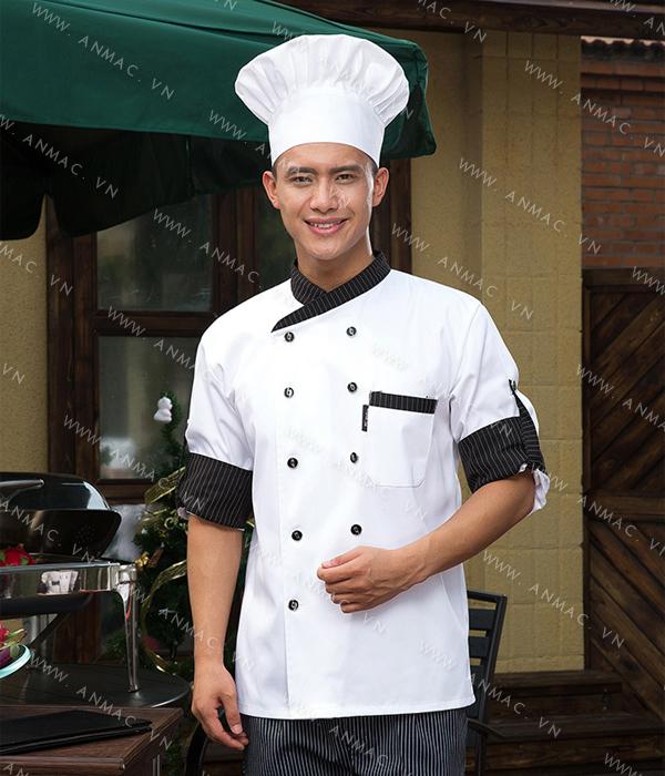 Đồng phục bếp nhà hàng – khách sạn 1ADB61