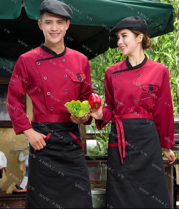 Đồng phục bếp nhà hàng – khách sạn 63