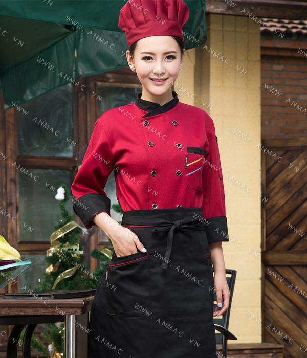 Đồng phục bếp nhà hàng – khách sạn 65