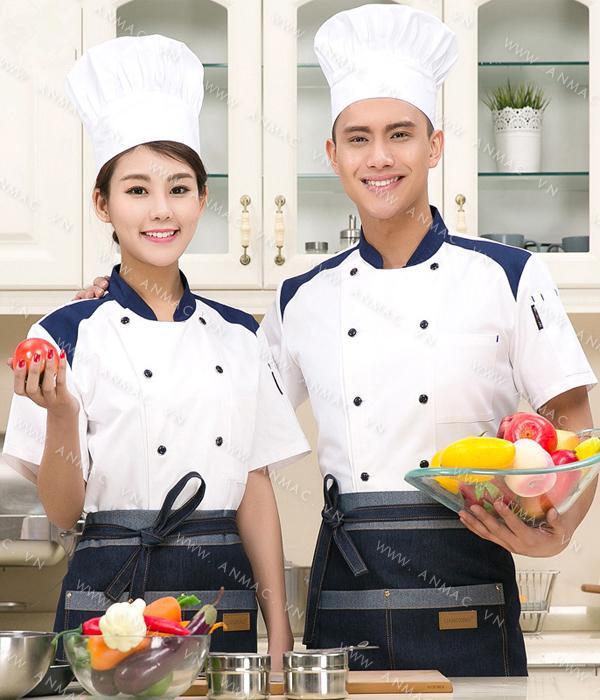 Đồng phục bếp nhà hàng – khách sạn 72