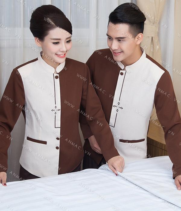 Đồng phục tạp vụ – buồng phòng 1TVNH57