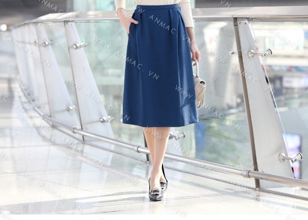 Đồng phục chân váy công sở 1VZ67